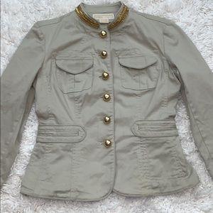 Like new Michael Kors sophisticated jacket gold 6